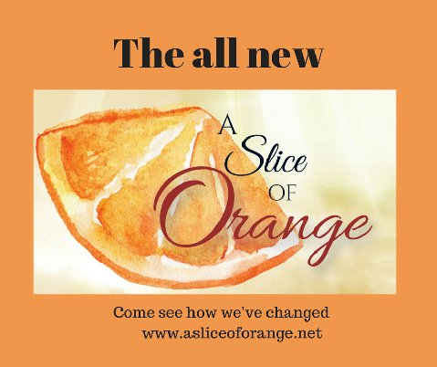 Slice of Orange Blog