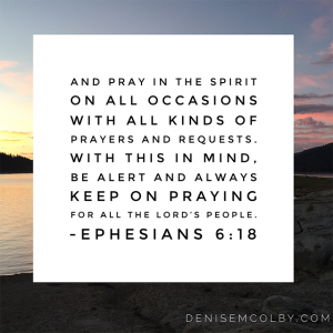 Ephesians 6:18 bible verse, Prayer Journal, Keep on Praying
